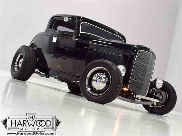1932 Ford 3-Window Coupe | 1040393
