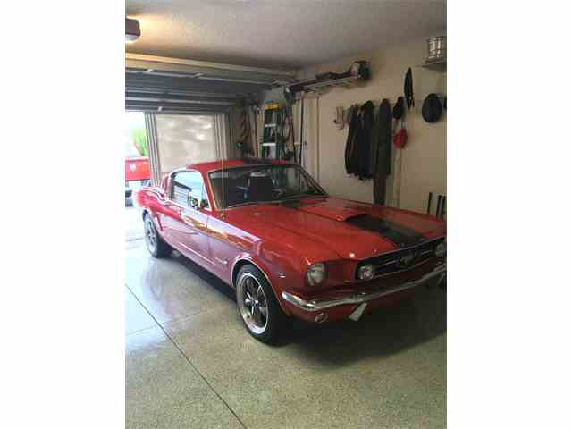 1965 Ford Mustang | 1043932