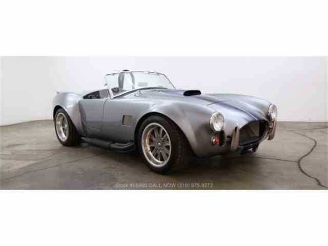 Picture of '65 Shelby Cobra located in California Offered by Beverly Hills Car Club - MDI6