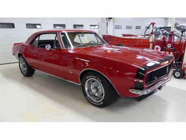1967 Chevrolet Camaro | 1043947