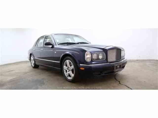 2000 Bentley Arnage | 1043948