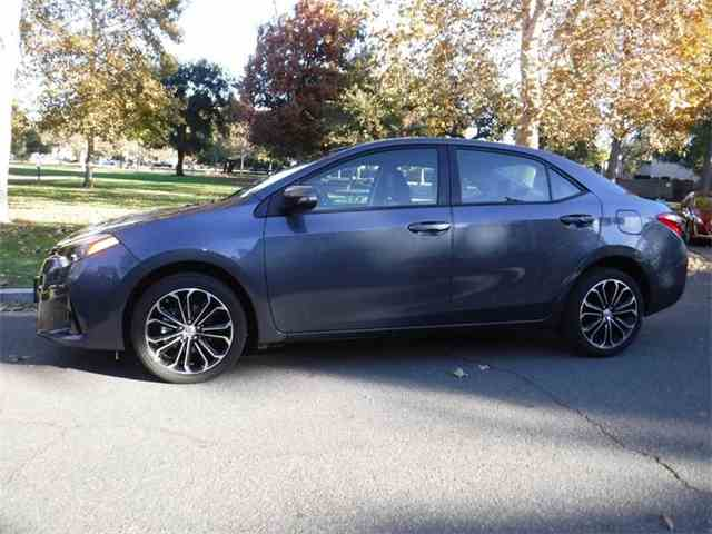Picture of '15 Corolla - MDIS