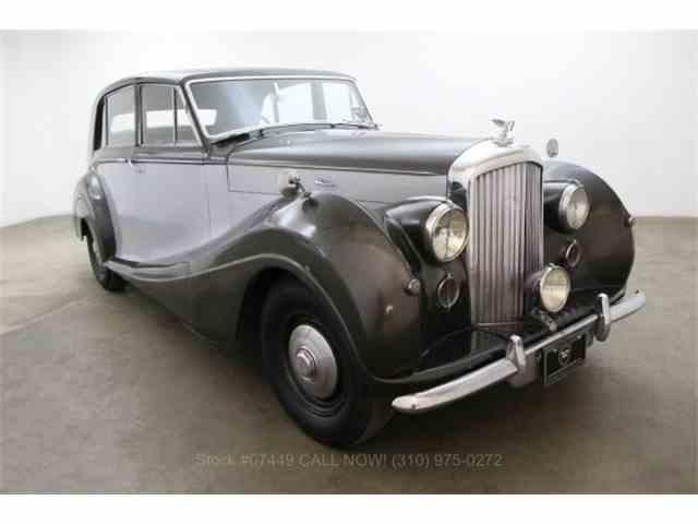 1951 Bentley Mark VI   1040398