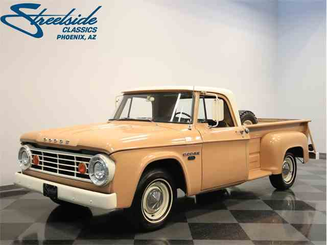 Picture of Classic '67 Dodge D100 located in Arizona Offered by Streetside Classics - Phoenix - MARZ