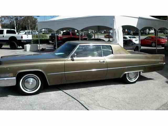 1970 Cadillac Coupe DeVille | 1043992