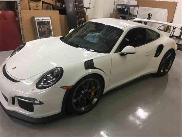 2016 Porsche 911 GT3 RS | 1044016