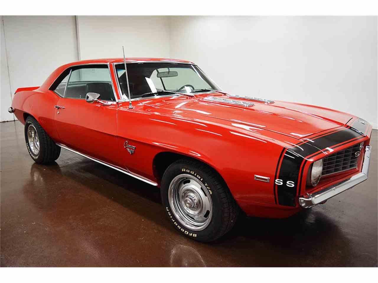 1969 Chevrolet Camaro SS for Sale - CC-1044024