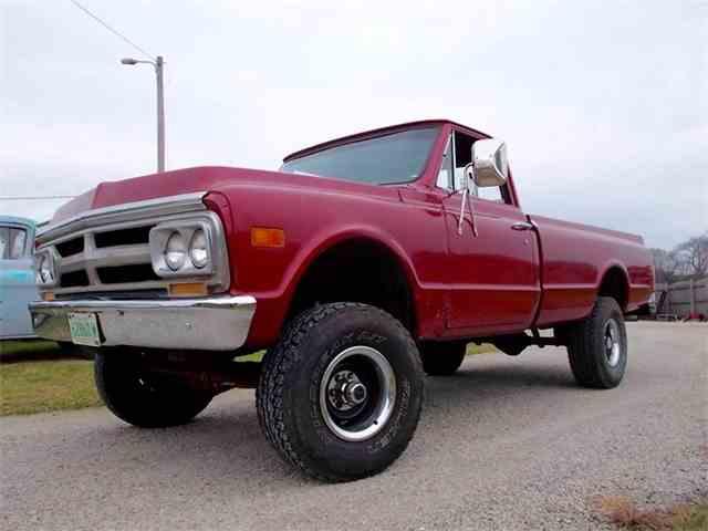 1972 GMC C/K 10 | 1044038