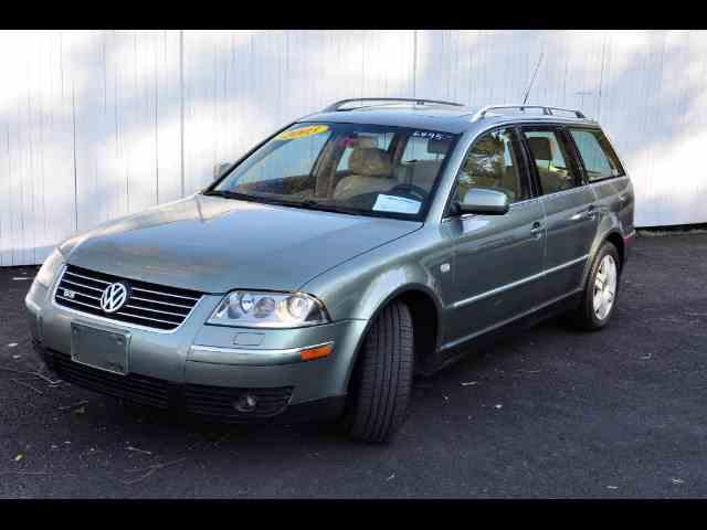 2003 Volkswagen Passat | 1044042