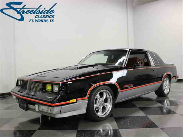 Picture of '83 Cutlass - MDLC
