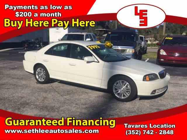 2004 Lincoln LS | 1044053