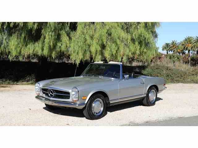 1968 Mercedes-Benz 280SL | 1044059