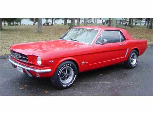 1965 Ford Mustang | 1044062