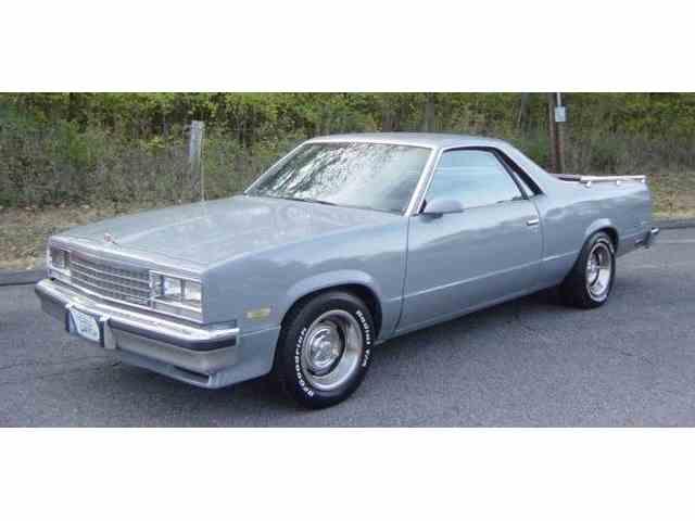 1986 Chevrolet El Camino | 1044066