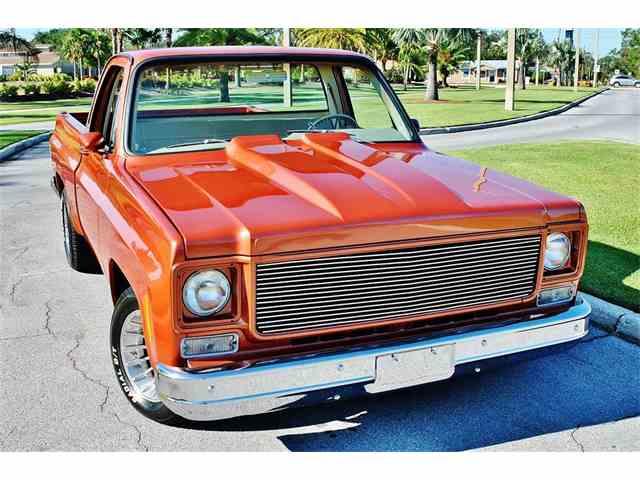 1978 Chevrolet C10   1044070