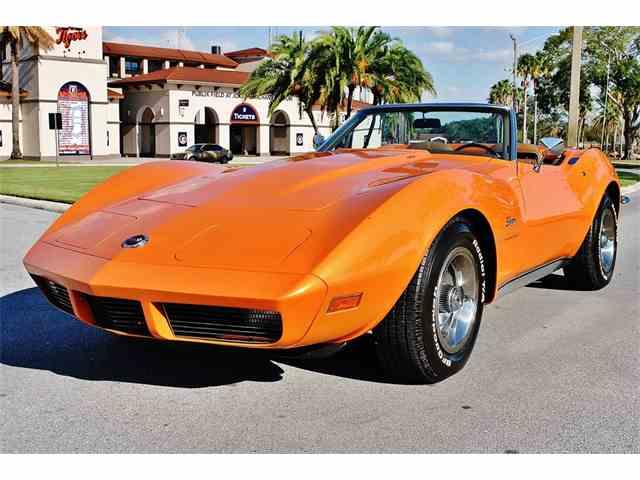 Picture of '73 Corvette - MDM2