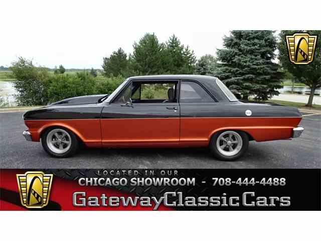 1963 Chevrolet Chevy II   1040408