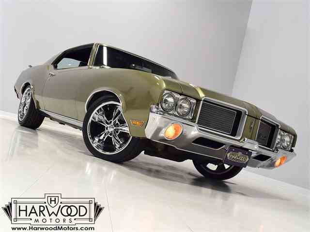 Picture of '71 Cutlass Supreme - MDMU