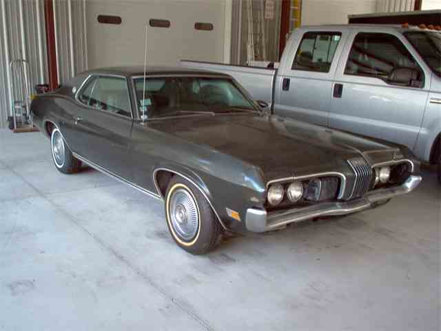 Picture of '70 Cougar XR7 - MDMV