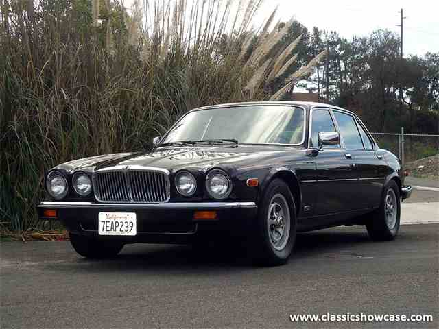 Picture of '85 XJ6 - MDMX
