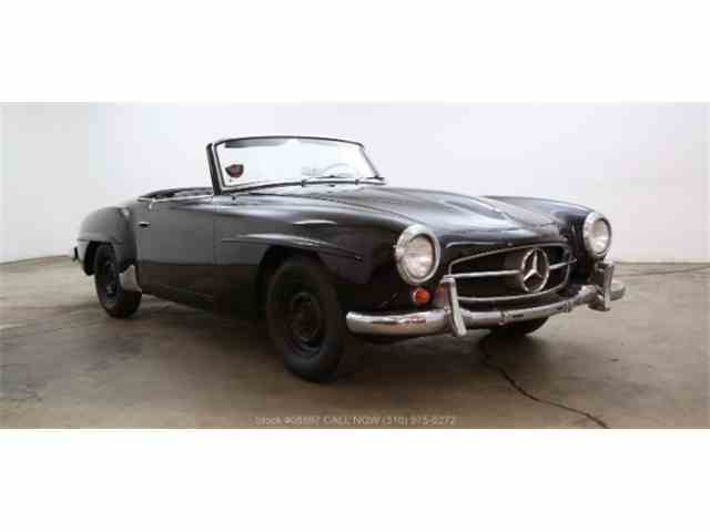 1961 Mercedes-Benz 190SL | 1044115