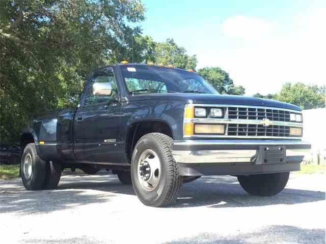 1988 Chevrolet Silverado 3500 Dually Pickup   1044116