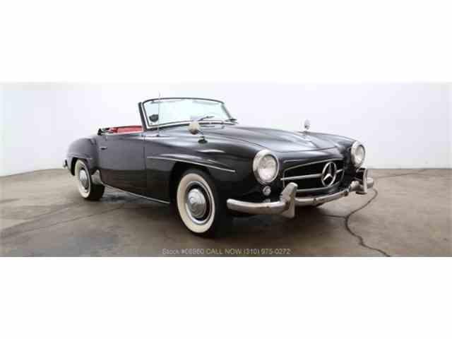 1956 Mercedes-Benz 190SL | 1044117