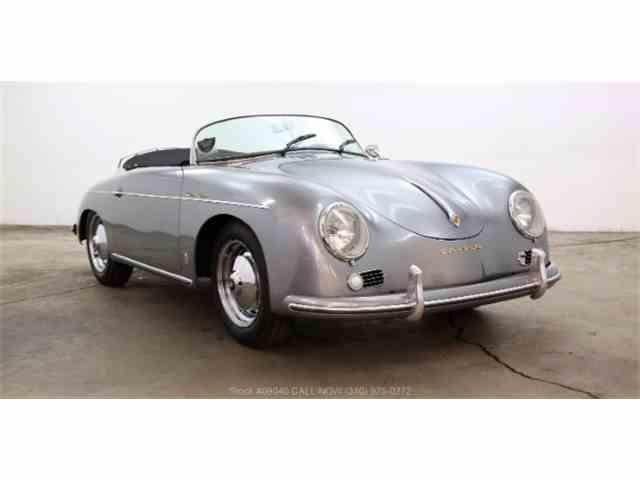 1957 Porsche Speedster | 1044124