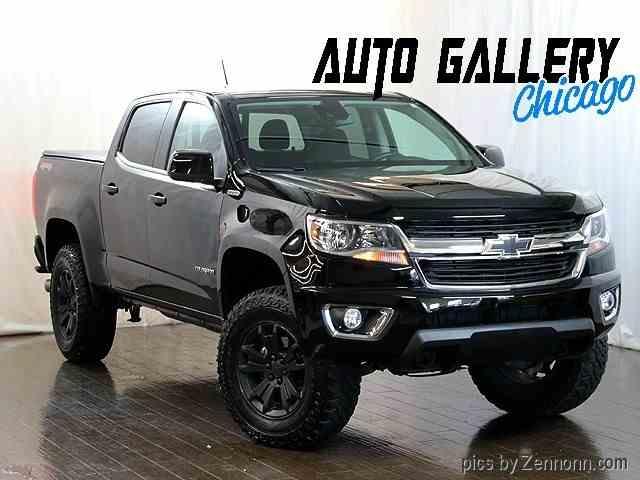 2016 Chevrolet Colorado | 1044147