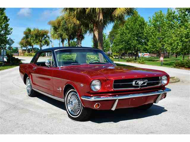 1965 Ford Mustang | 1044156