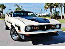 1971 Ford Mustang Mach 1 for Sale - CC-1044161