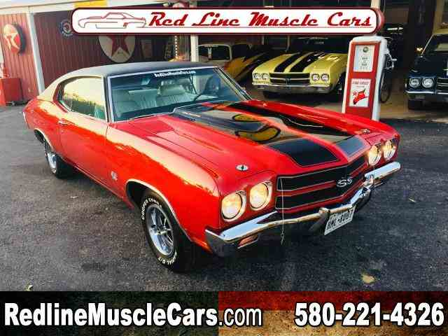 1970 Chevrolet Chevelle Malibu | 1044163