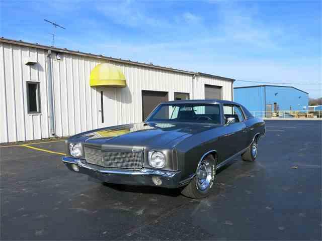 Picture of Classic '70 Chevrolet Monte Carlo SS located in WISCONSIN - $45,000.00 - MDP3