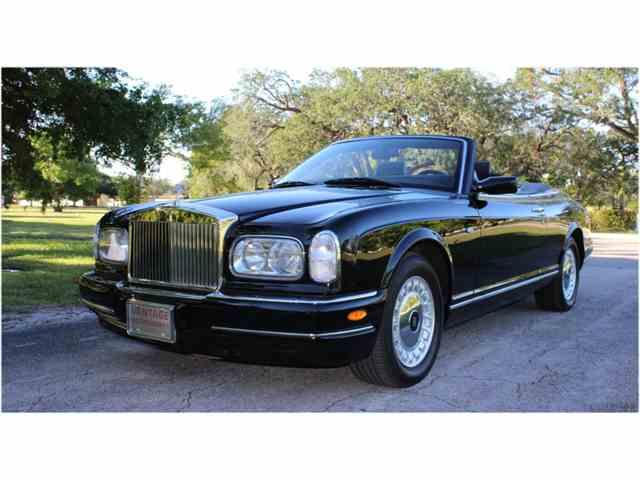 2001 Rolls-Royce Corniche | 1044185