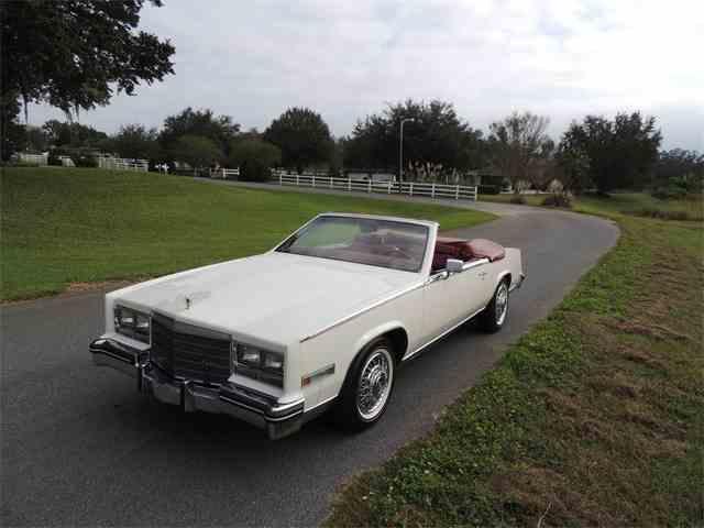 1985 Cadillac Eldorado Biarritz | 1044186