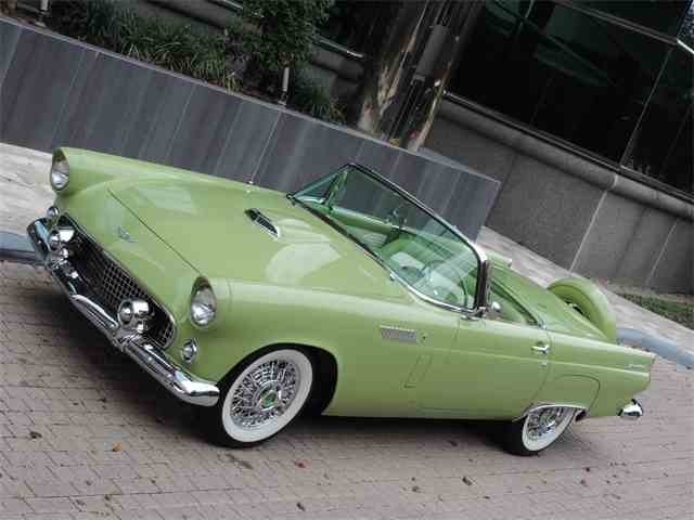 Picture of Classic '56 Thunderbird located in TEXAS - MDP7