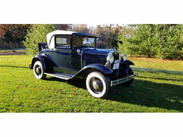 Picture of '31 Model A located in Ellington Connecticut Offered by Classic Motor Cars of Ellington - MDPA