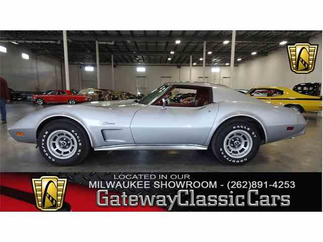 Picture of '76 Corvette - MASK
