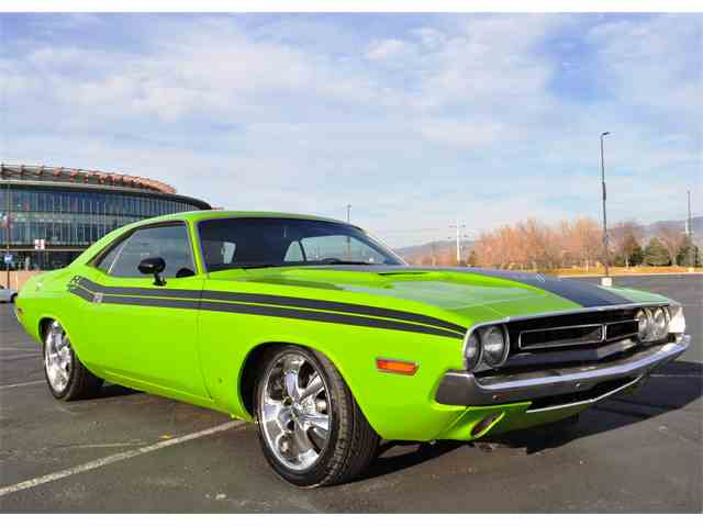 Picture of '71 Challenger R/T - MDPN