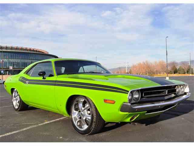 1971 Dodge Challenger R/T | 1044203