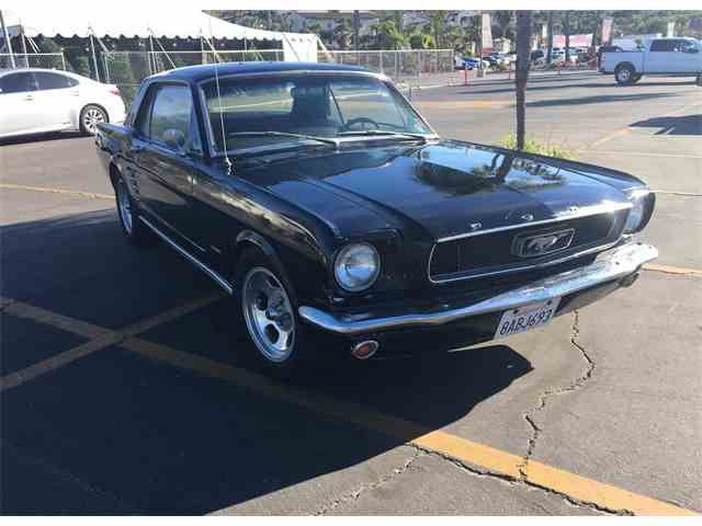 Picture of Classic 1966 Mustang located in Newport Beach CALIFORNIA - $12,500.00 Offered by a Private Seller - MDPO