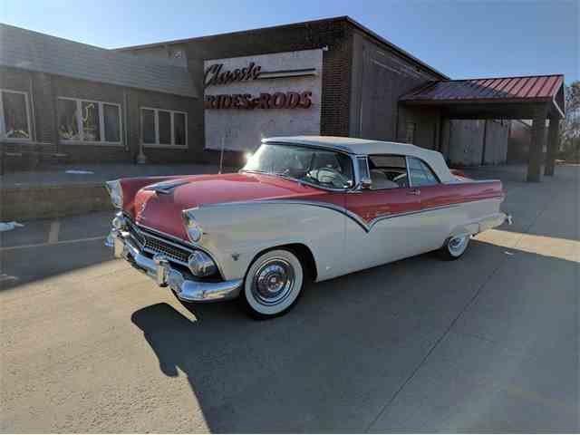 Picture of '55 Fairlane Sunliner - MASL
