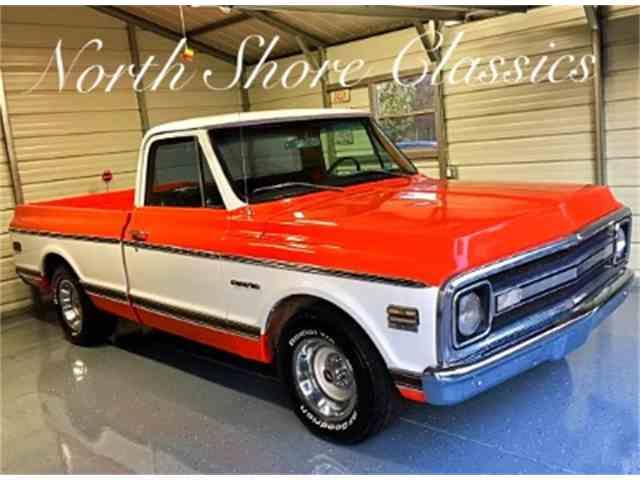 1970 Chevrolet C10 | 1044225