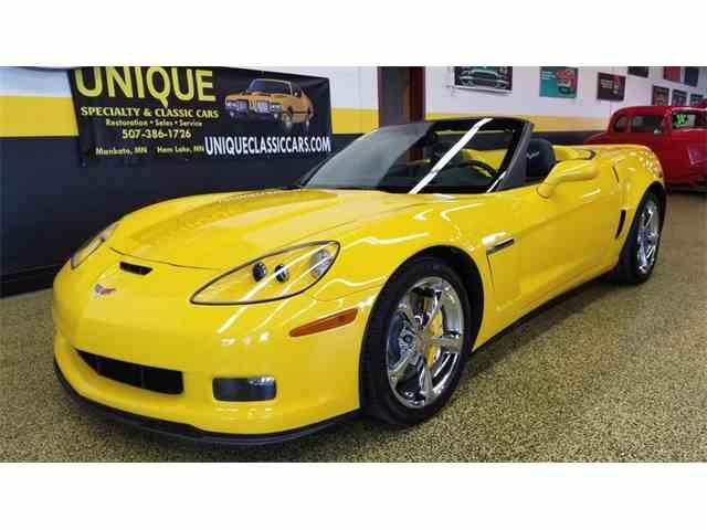 2012 Chevrolet Corvette Convertible Grand Sport 3LT | 1044226