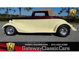1934 Ford Cabriolet for Sale - CC-1044243