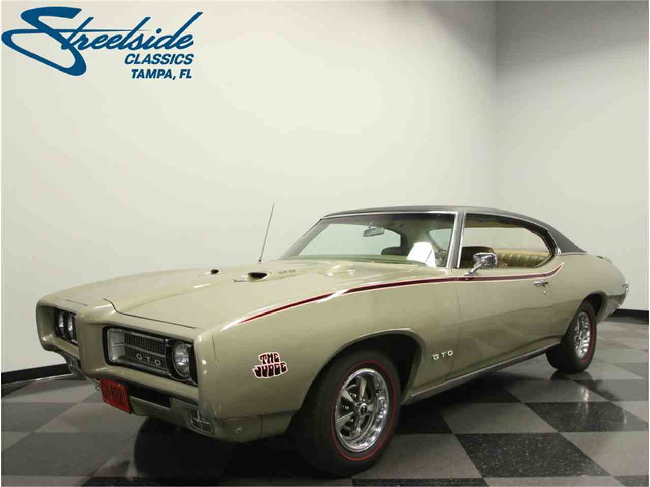 Large Picture of Classic '69 Pontiac GTO - $19,995.00 Offered by Streetside Classics - Tampa - MDRL