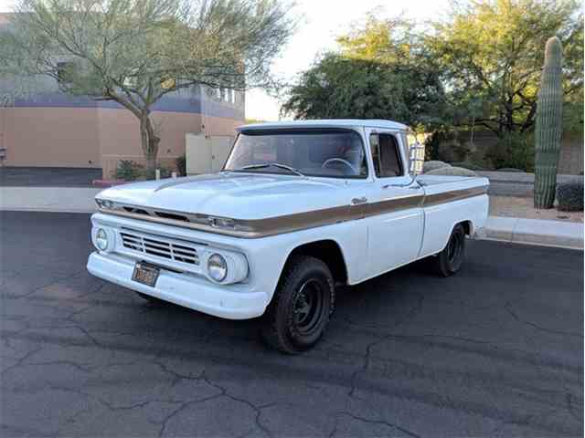 Picture of '62 C/K 10 - MDRV