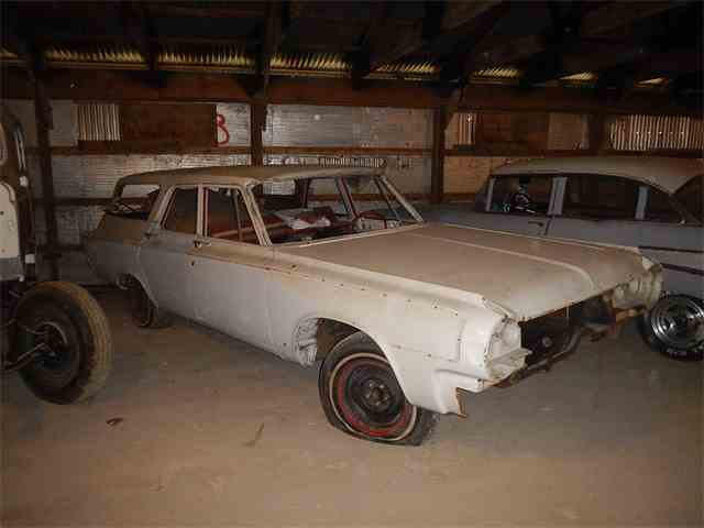 1964 Dodge Wagon | 1044300
