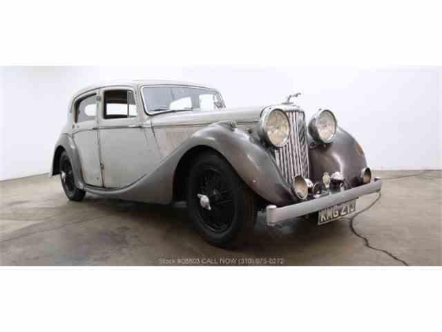 1938 Jaguar SS | 1040431