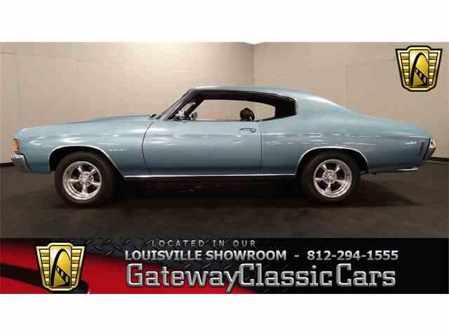 1972 Chevrolet Chevelle | 1040432